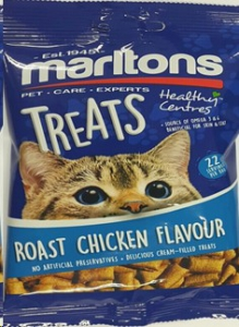 MARLTONS HEALTHY CENTRES ROASTED CHICKEN 50G