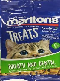 MARLTONS HEALTHY CENTRES BREATH & DENTAL 50G