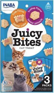 JUICY BITES CRAB & SCALLOP FLAVOUR 33.9G 3PK