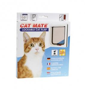 CAT MATE DOOR FLAP 19.2X20CM