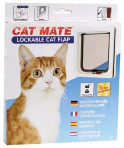 CAT MATE STANDARD 2-WAY DOOR FLAP 23.5X25.2CM