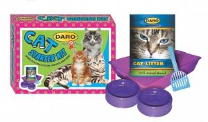DARO STARTER KIT FOR CATS