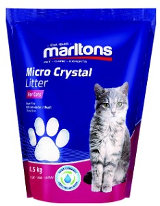 MARLTONS MICRO CRYSTAL FOR CATS 1.5KG