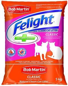 BOB MARTIN NATURAL CLASSIC LITTER 5KG