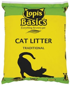 LOPIS TRADITIONAL LITTER 10KG