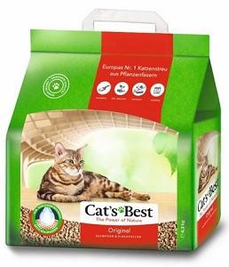 CAT'S BEST ECO WOOD ORIGINAL 4.3KG