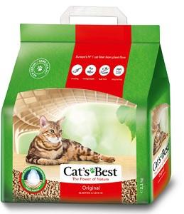 CAT'S BEST ECO WOOD ORIGINAL 2.1KG