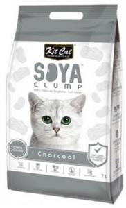 KIT CAT SOYA CLUMP LITTER CHARCOAL 2.8KG