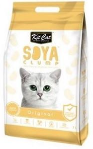 KIT CAT SOYA CLUMP LITTER ORIGINAL 2.8KG