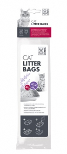 M-PETS LITTER TRAY BAGS 30X50CM 10PK