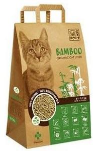 M-PETS BAMBOO ORGANIC CAT LITTER 2.1KG