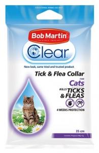 BOB MARTIN TICK & FLEA COLLAR ADULT 35CM 1PK