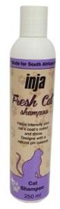 INJA FRESH CAT SHAMPOO 250ML