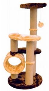 M-PETS VENTOUX 3-TIER CAT POST 86X40X40CM
