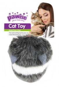 PAWISE VIBRATING MOUSE 10CM