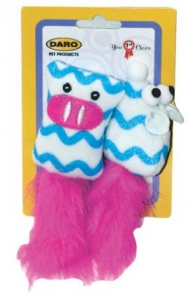 DARO MICE WITH FEATHER TAILS 2PK
