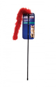 MARLTONS FEATHER TAIL WAND 50CM