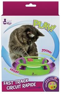 HAGEN CAT LOVE PLAY FAST TRACK 30X7X15CM