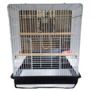 AKWA FLAT-TOP BIRD CAGE ASSTD. 53X63X75CM
