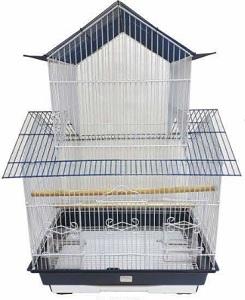 DARO SMALL BIRD CAGE ASSTD. 46.5X36X69CM