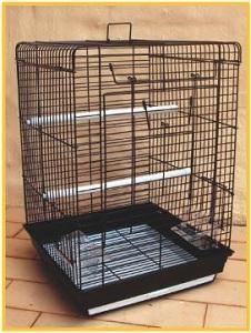 DARO MEDIUM BIRD CAGE ASSTD. 40X40X58CM