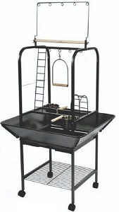 DARO PARROT PLAYSTAND ON WHEELS
