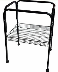 DARO BIRD CAGE STAND WITH WHEELS 42X52X71CM