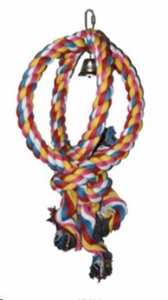 DARO DOUBLE ROPE RING & BELL 33X18CM