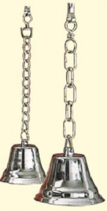 DARO BELL ON CHAIN SMALL