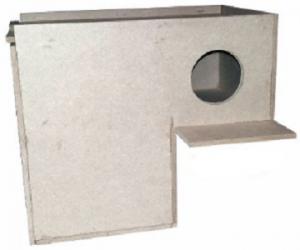 DARO GOULIAN L-SHAPE NESTING BOX 27X21X13.8CM