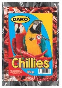 DARO CHILLIES 100G
