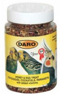 DARO CANARY TREAT EGG & HONEY 200G