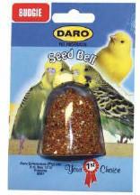 DARO BUDGIE SEED BELL 5X5X4.5CM