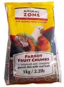 ANIMAL ZONE FRUIT CHUNKS 1KG
