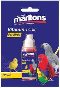 MARLTONS VITAMIN TONIC 30ML