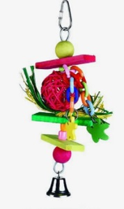 BEEZTEES TRINOX TOY WITH BELL 22CM