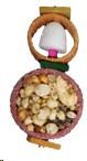 POLLY'S CHOICE NUT & GRIT RINGS 24CM