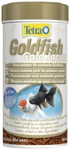 TETRAFIN GOLDFISH GOLD JAPAN 145G