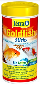 TETRA GOLDFISH STICKS 34G