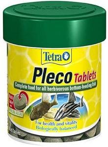 TETRA PLECO BOTTOM FEEDER 120 TABLETS