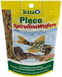 TETRA PLECO SPIRULINA WAFERS 42G