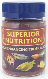 SUPERIOR NUTRITION TROPICAL COLOUR ENHANCING 200G