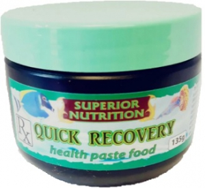SUPERIOR NUTRITION QUICK RECOVERY PASTE 135G