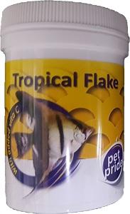 PET PRIDE TROPICAL FLAKE 50G