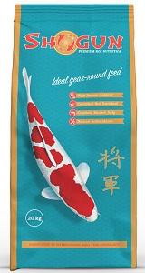 SHOGUN KOI FOOD 3 & 6 MM 20KG