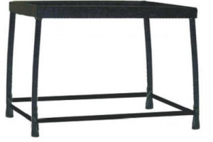 DARO AQUARIUM STAND BLACK 120X45CM