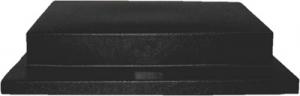DARO AQUARIUM CANOPY BLACK 30X22.5CM