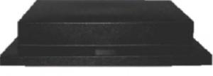 DARO AQUARIUM CANOPY BLACK 120X45CM