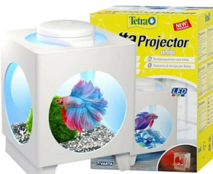 TETRA BETTA PROJECTOR WITH LIGHT WHITE