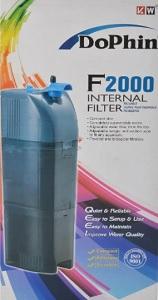 DOPHIN INTERNAL FILTER F-2000 650L/H